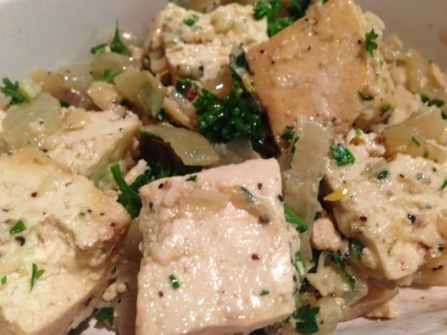 Buffalo Garlic Tofu from Whole Foods Market